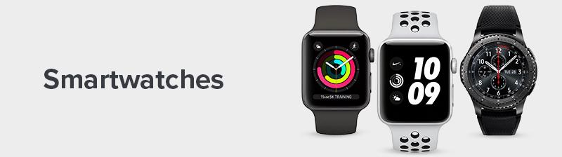 Resultado de imagen para smartwatches banner