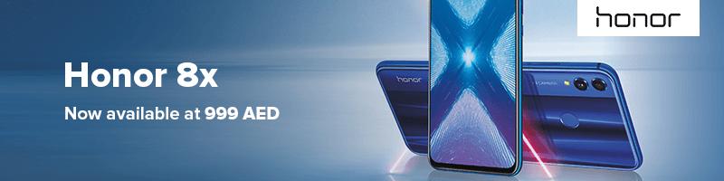 Honor 8x online on noon Dubai, Abu Dhabi and all UAE - Shop Now
