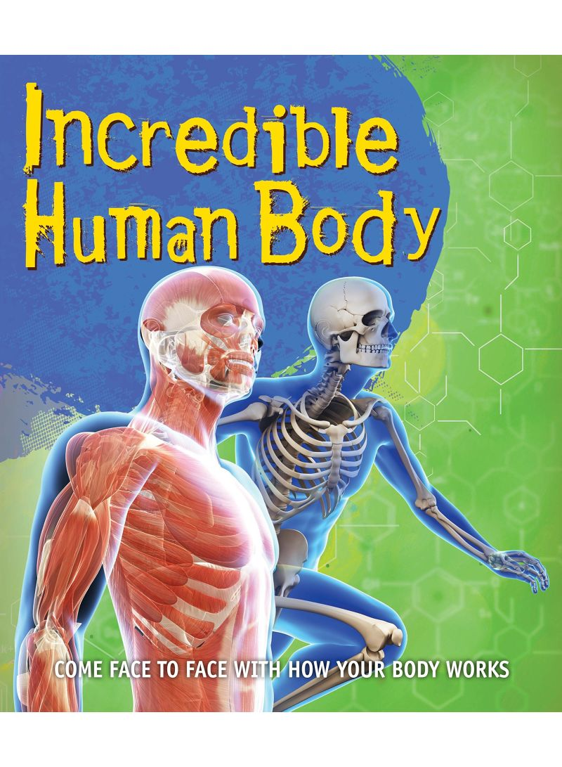 Shop Fast Facts Incredible Human Body Paperback Online In Dubai