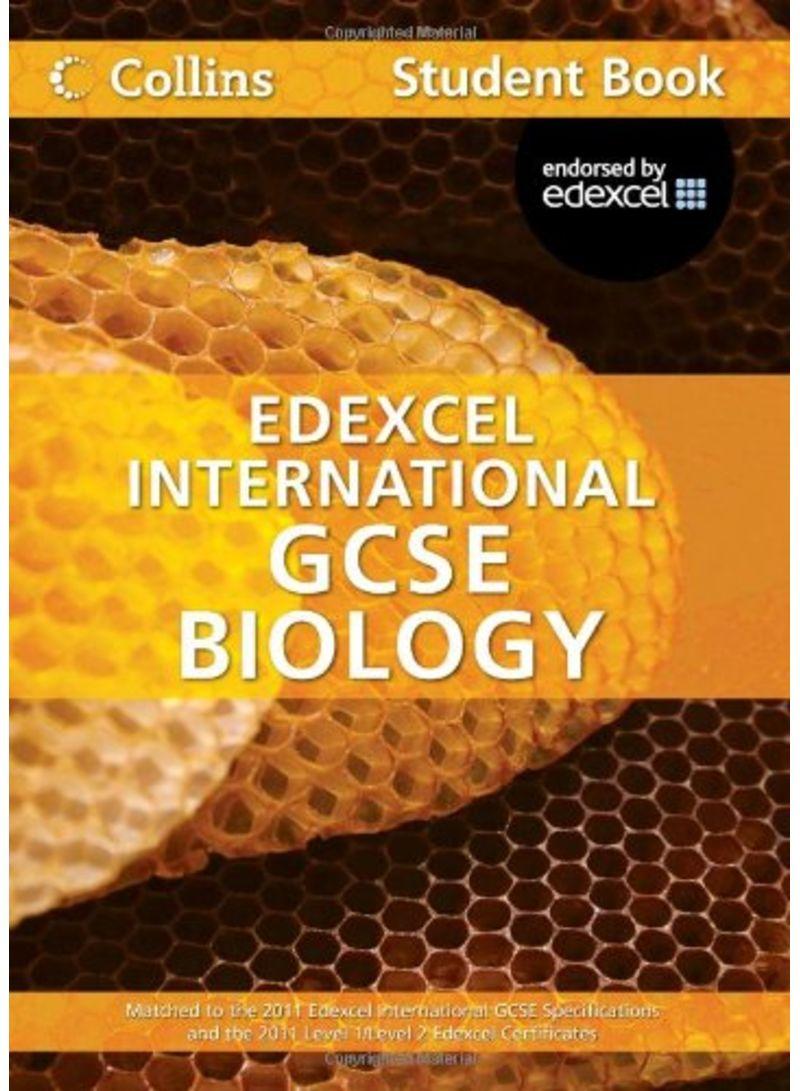 Shop Edexcel International GCSE Biology Student Book
