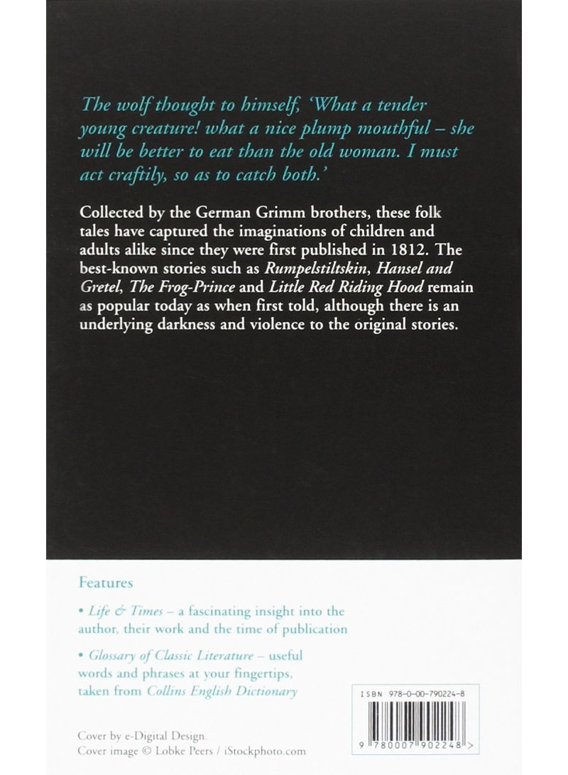 Shop Grimms' Fairy Tales - Paperback online in Dubai, Abu Dhabi and all UAE