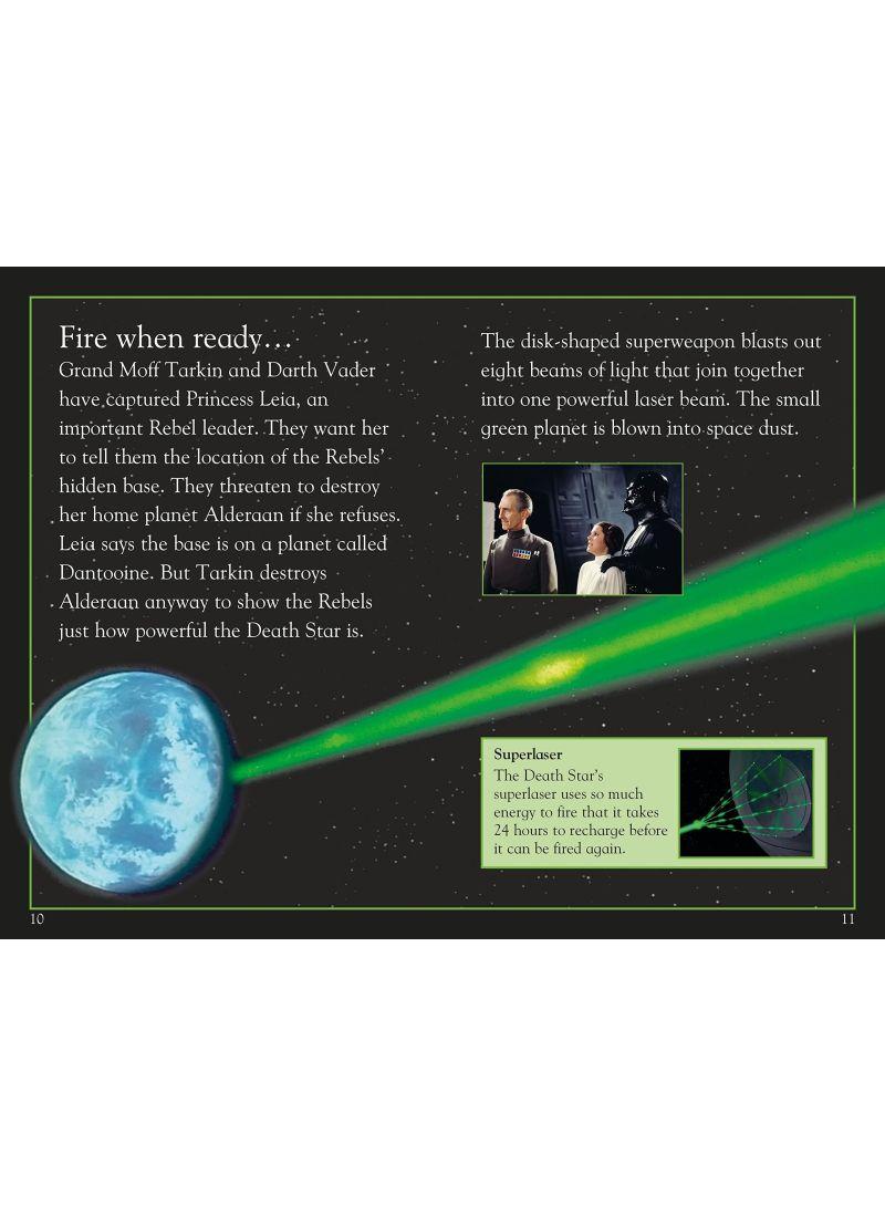 Shop Star Wars: Death Star Battles - Hardcover online in Dubai, Abu Dhabi  and all UAE