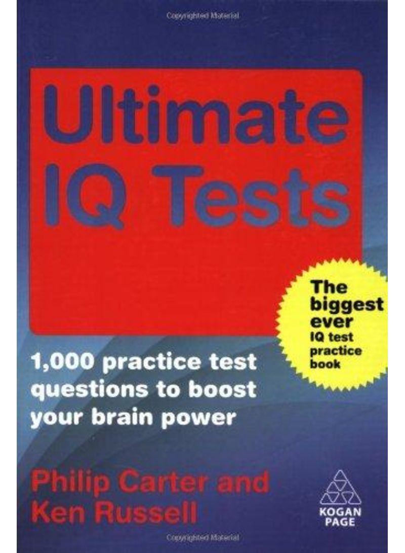 Iq Test Book