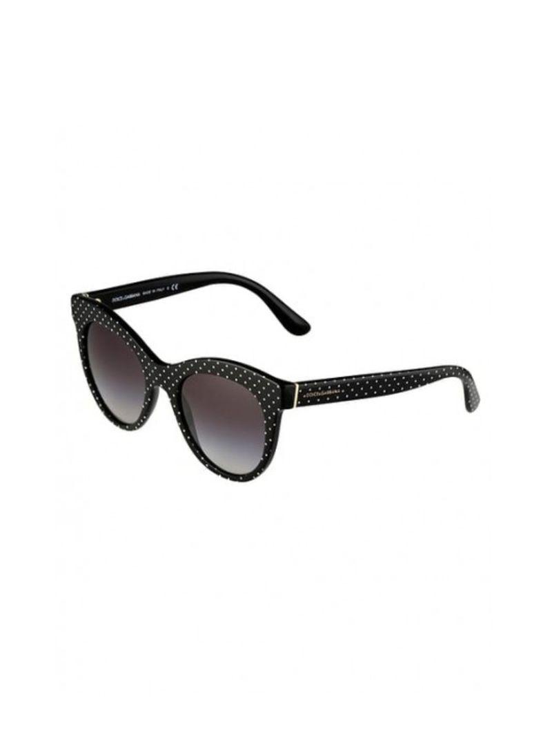 a0c2becaa86 otherOffersImg v1502031774 N12016705A 1. Dolce   Gabbana. Women s Oval Sunglasses  DG4268-501 8G-52