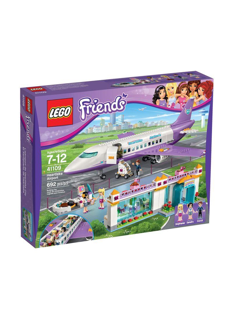 Shop Lego Friends Heartlake Airport 41109 Online In Dubai Abu Dhabi