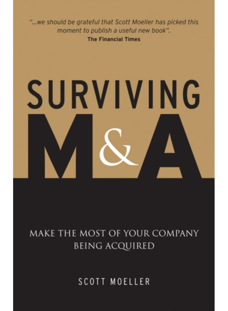 Shop Surviving M&A : Make the Most of Your Company Being Acquired -  Hardcover 1 online in Dubai, Abu Dhabi and all UAE