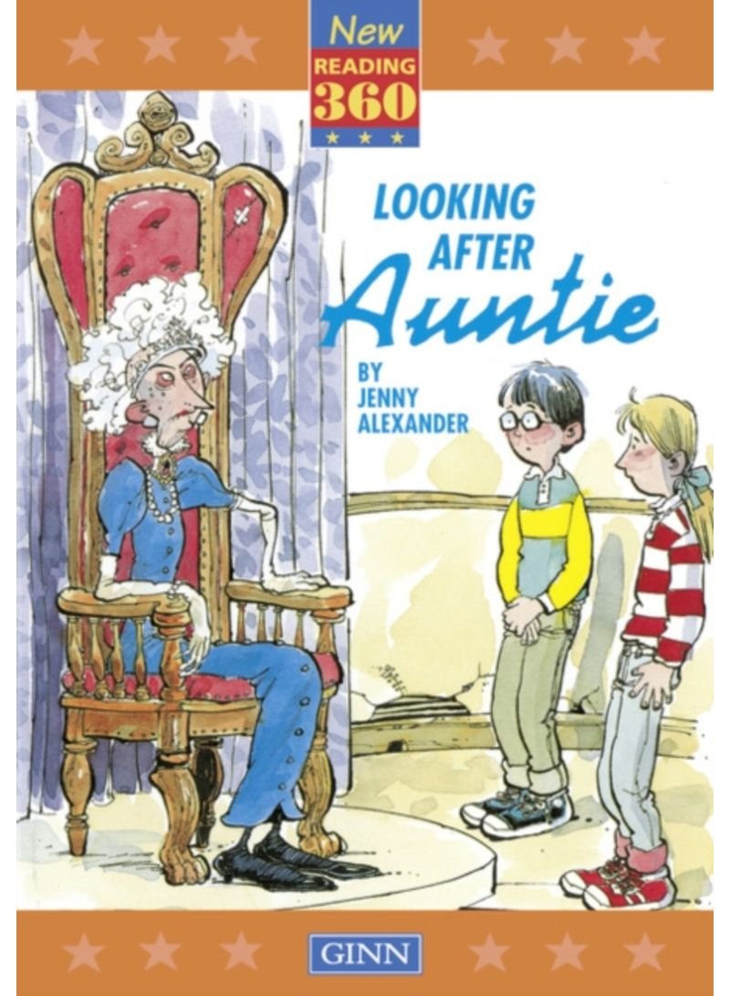 New Reading 360 Level 11: Book 4 - Looking After Auntie - Paperback