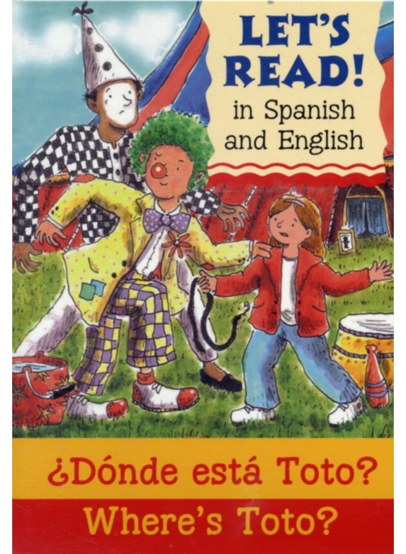 Where\'s Toto: Donde Esta Toto - Paperback | Books | kanbkam.com
