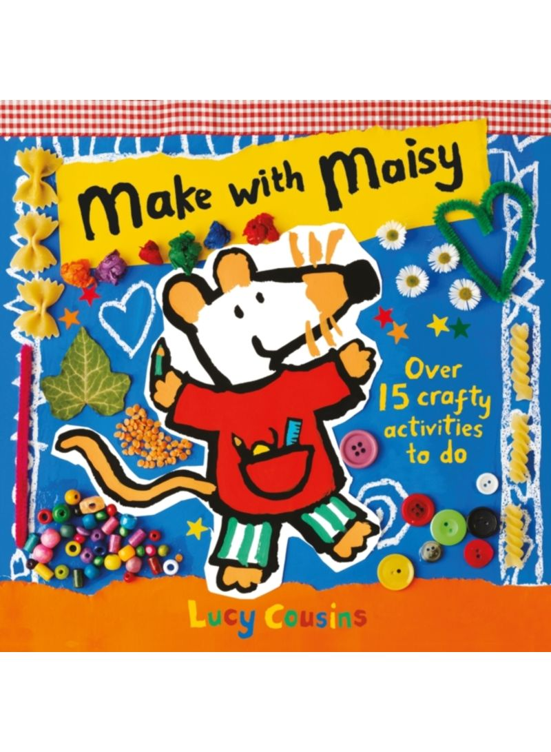 Make With Maisy - Paperback