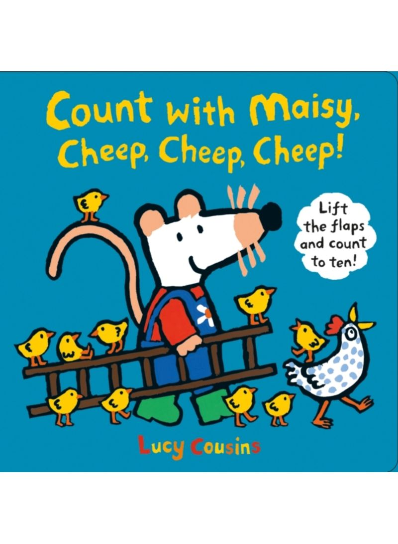 Count With Maisy, Cheep, Cheep - Paperback