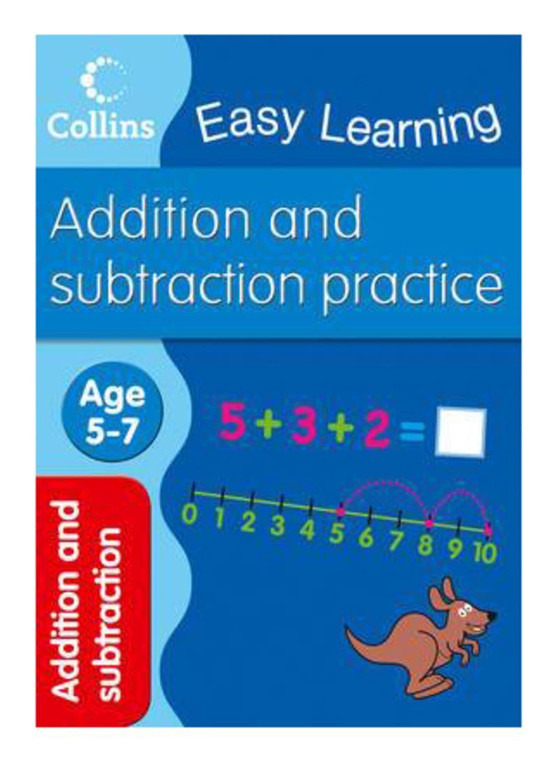 Easy Learning: Addition And Subtraction Ages 5-7 - Paperback | Books ...