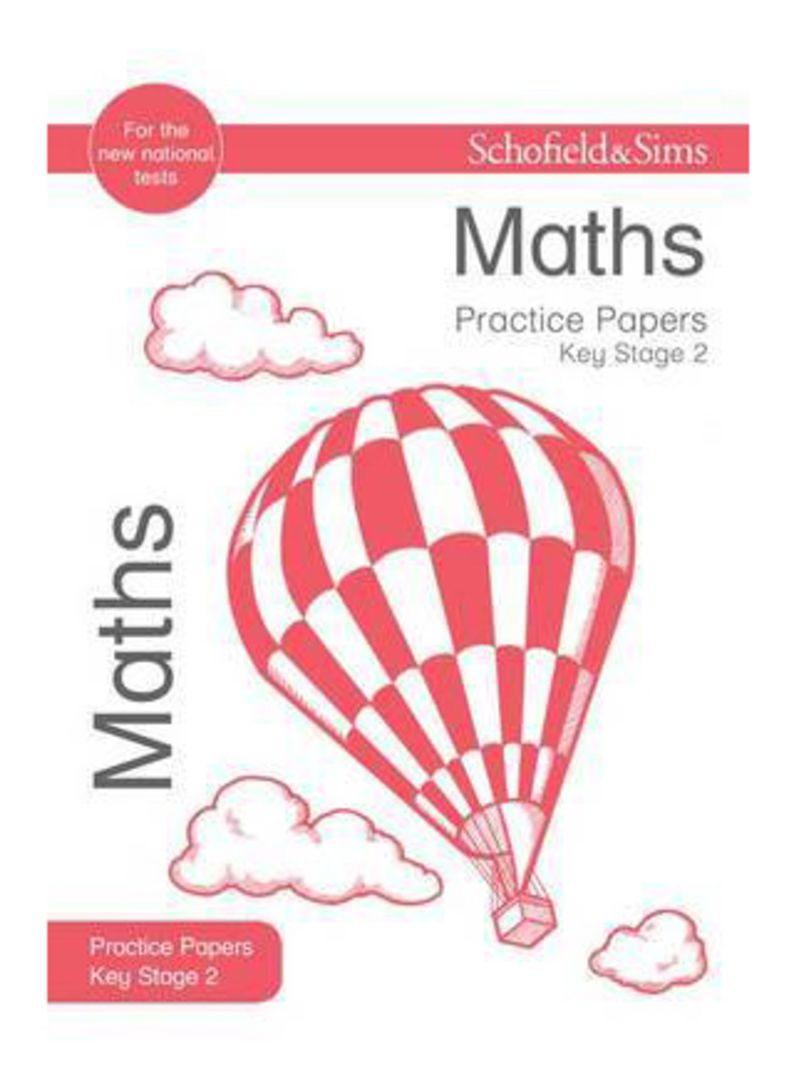 Key Stage 2 Maths Practice Papers - Paperback   Books   kanbkam.com