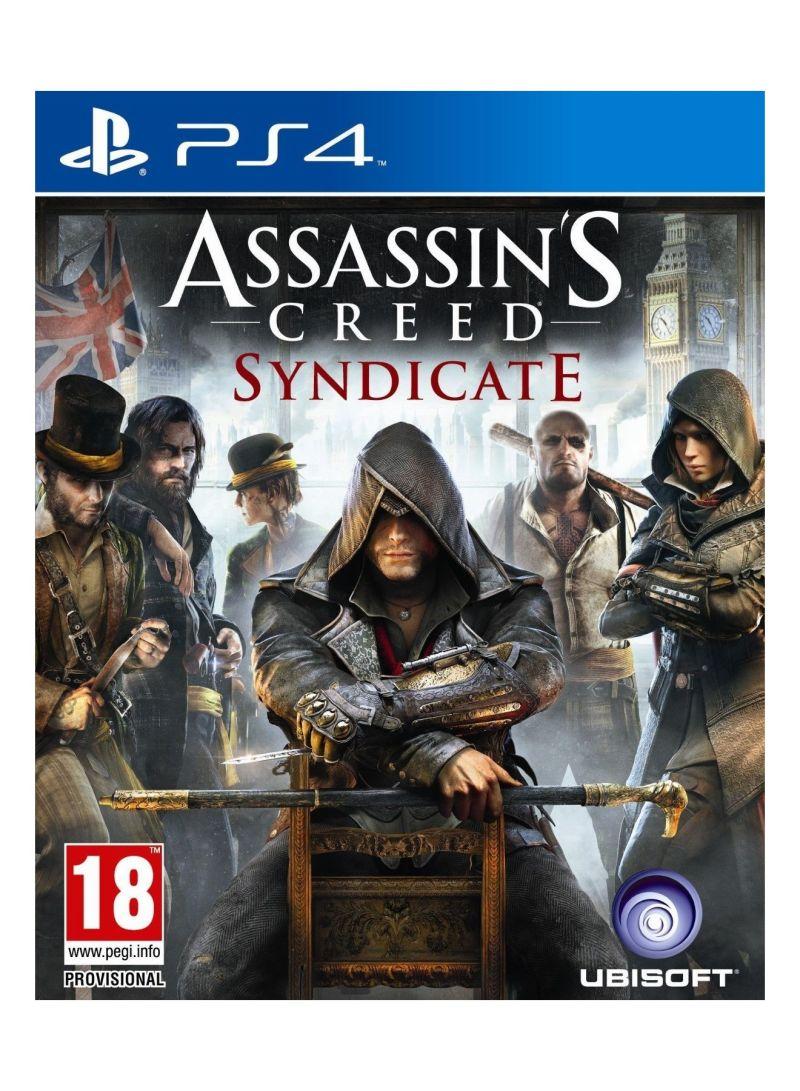 Shop Ubisoft Assassin S Creed Syndicate Intl Version Adventure