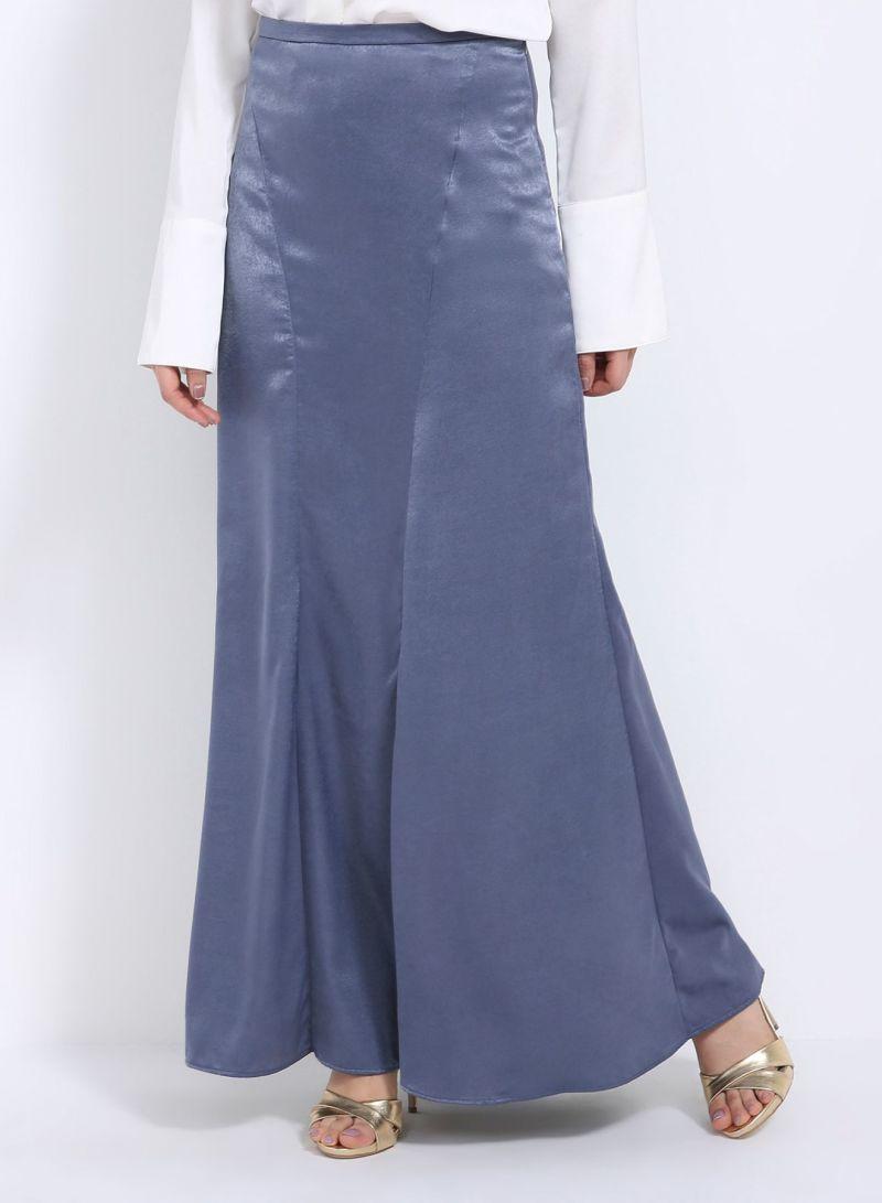 20ae9eff0a2f Elegant Maxi Skirt Silver Price in UAE | Noon | Skirts | kanbkam