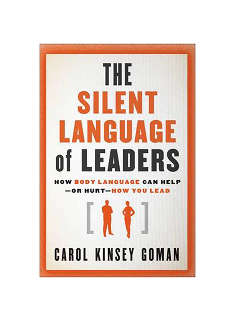 The silent language of leaders 1 hardcover books kanbkam the silent language of leaders 1 hardcover altavistaventures Gallery