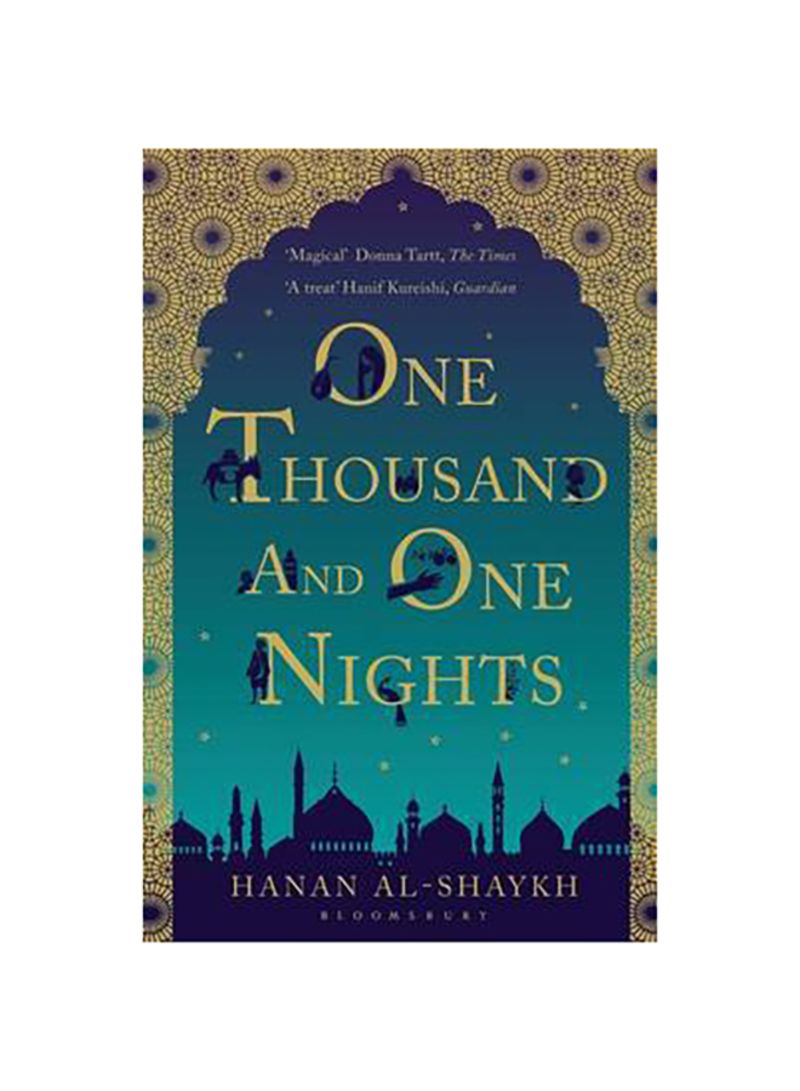 One thousand and one nights book online