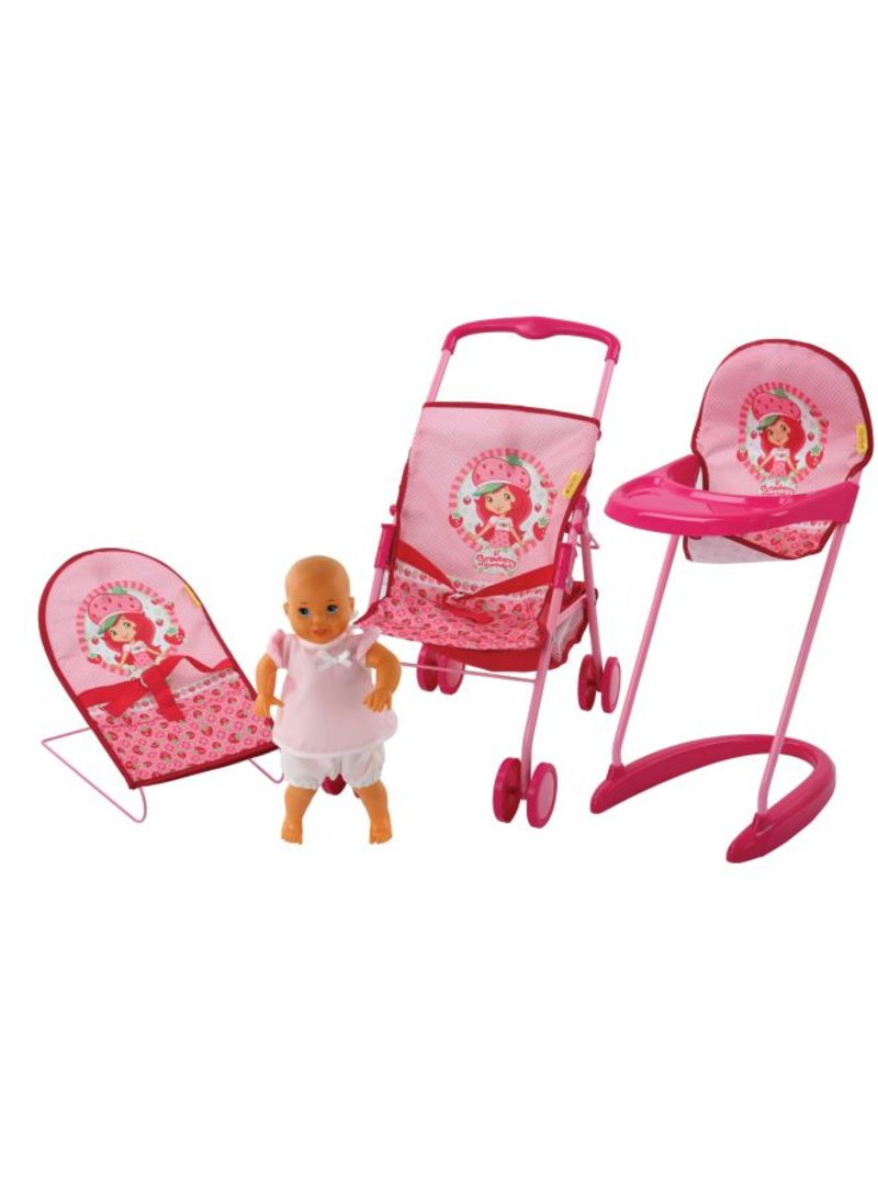Astounding Shop Hauck Toys 4 Piece Strawberry Shortcake Doll Accessory Set Online In Dubai Abu Dhabi And All Uae Home Interior And Landscaping Eliaenasavecom
