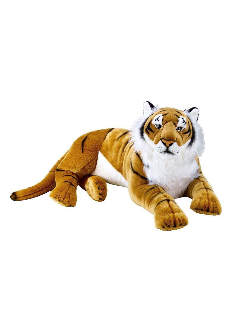 Shop National Geographic Tiger Plush Toy Online In Dubai Abu Dhabi