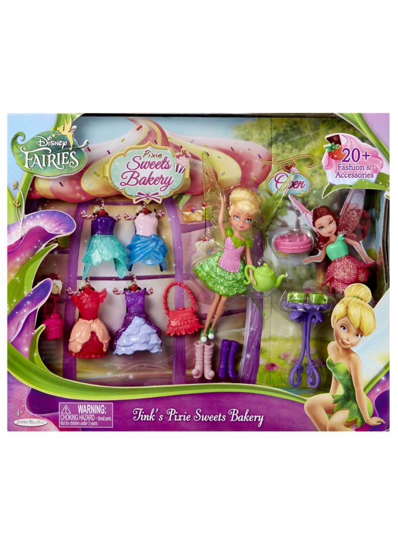 Shop Roblox Bride Single Figure Pack Online In Dubai Abu Dhabi And All Uae - Shop Disney Fairies Ultimate Fashion Pack Wave 3 Tinks