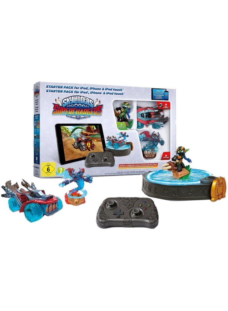 Shop Activision Blizzard Skylanders Superchargers Starter Pack - Xbox One  online in Dubai, Abu Dhabi and all UAE