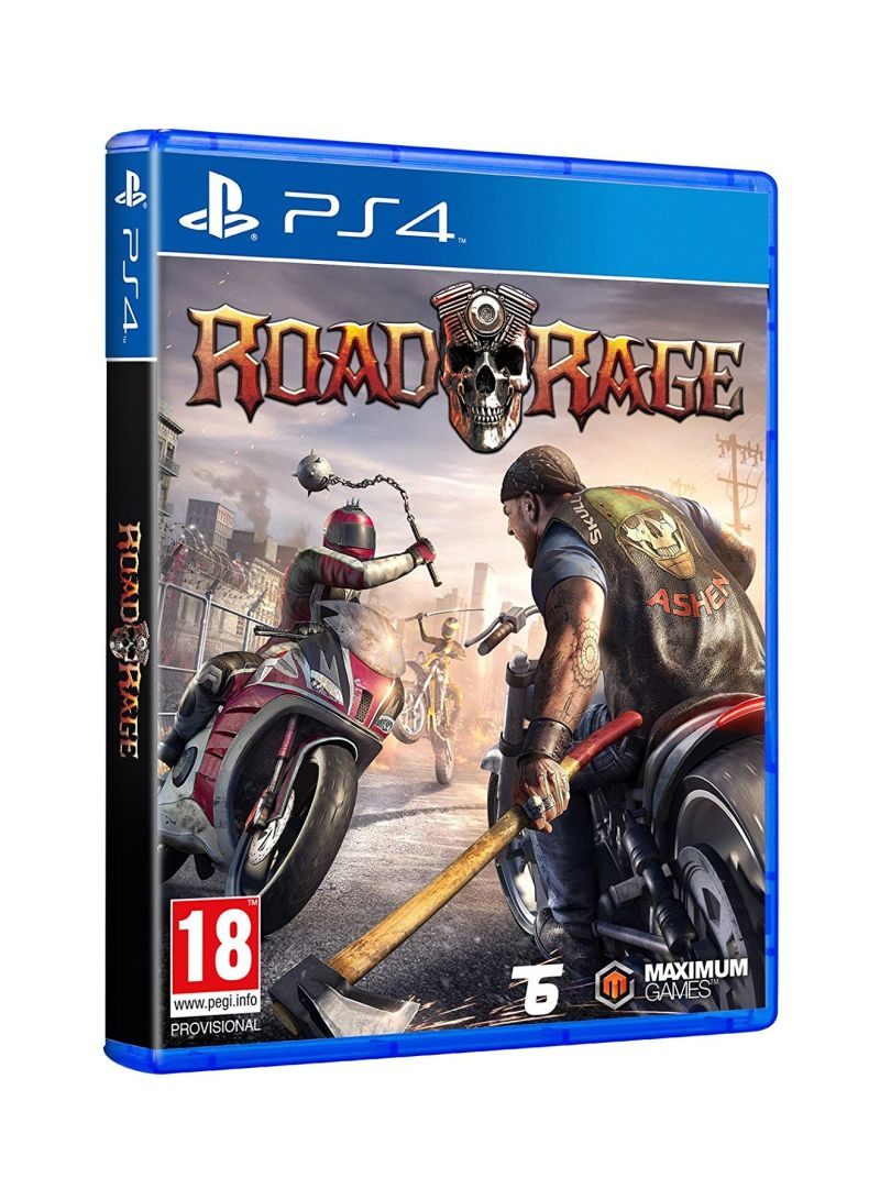 Road Rage - PlayStation 4