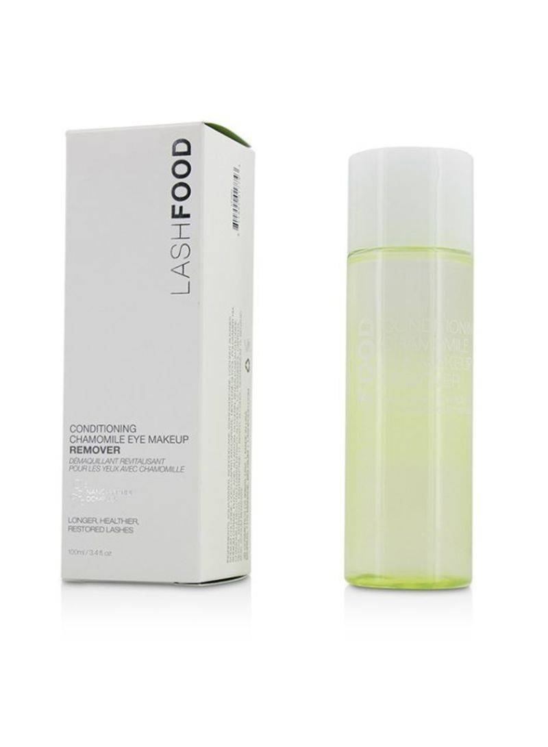 89dd4d3aada Shop LASHFOOD Conditioning Chamomile Eye Makeup Remover Clear online ...
