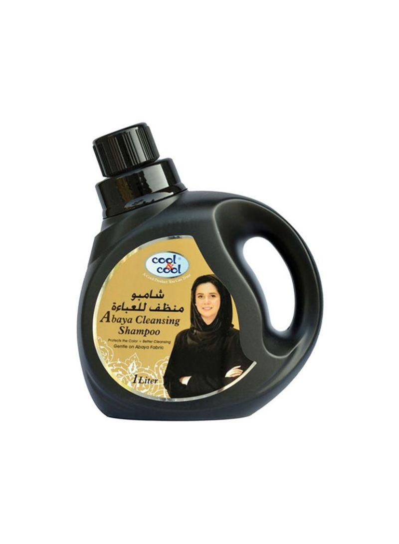 Abaya Cleansing Shampoo Black 1L