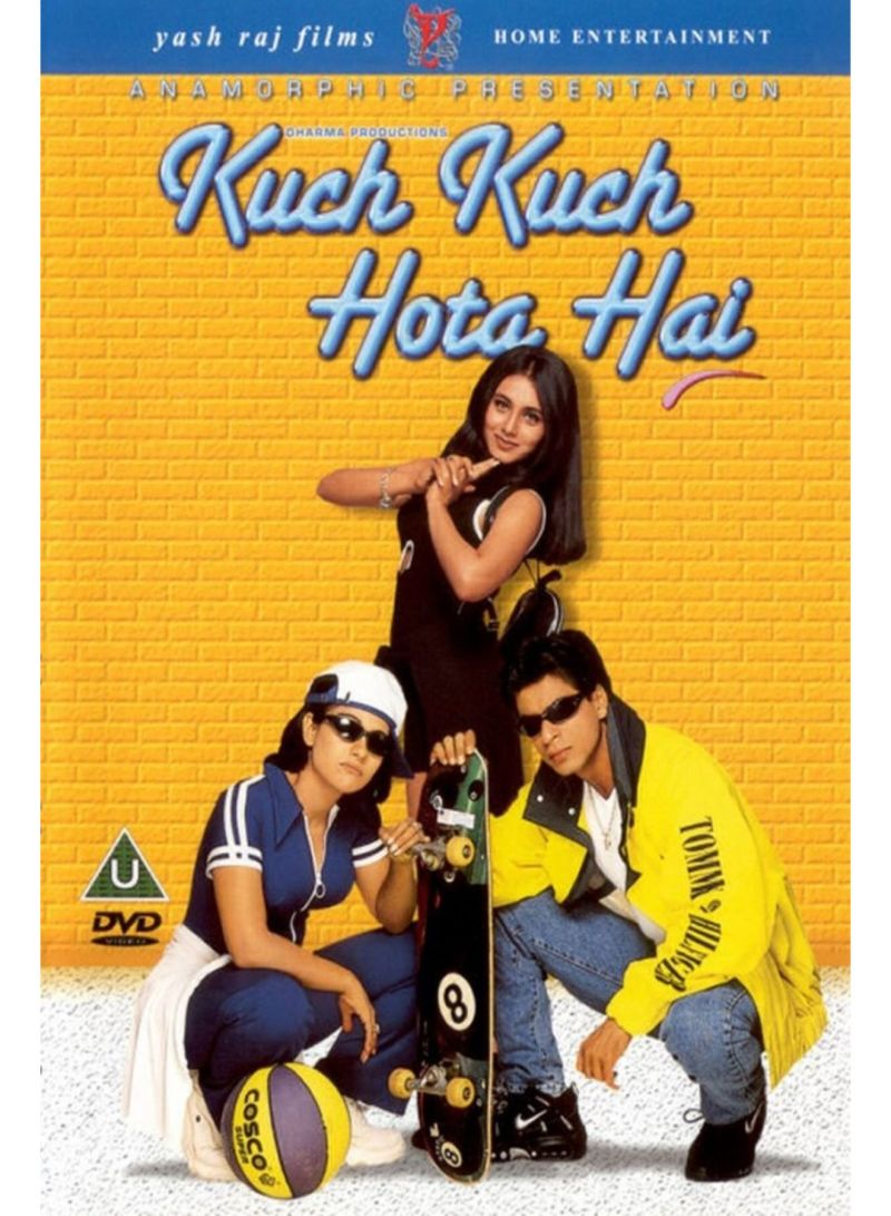 Shop Kuch Kuch Hota Hai Dvd Online In Riyadh Jeddah And All Ksa