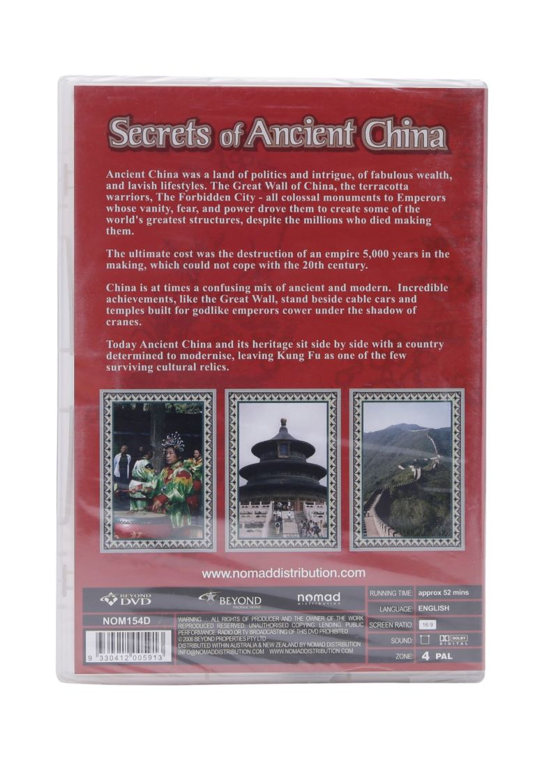 Shop Secrets Of Ancient China DVD online in Dubai, Abu Dhabi and all UAE