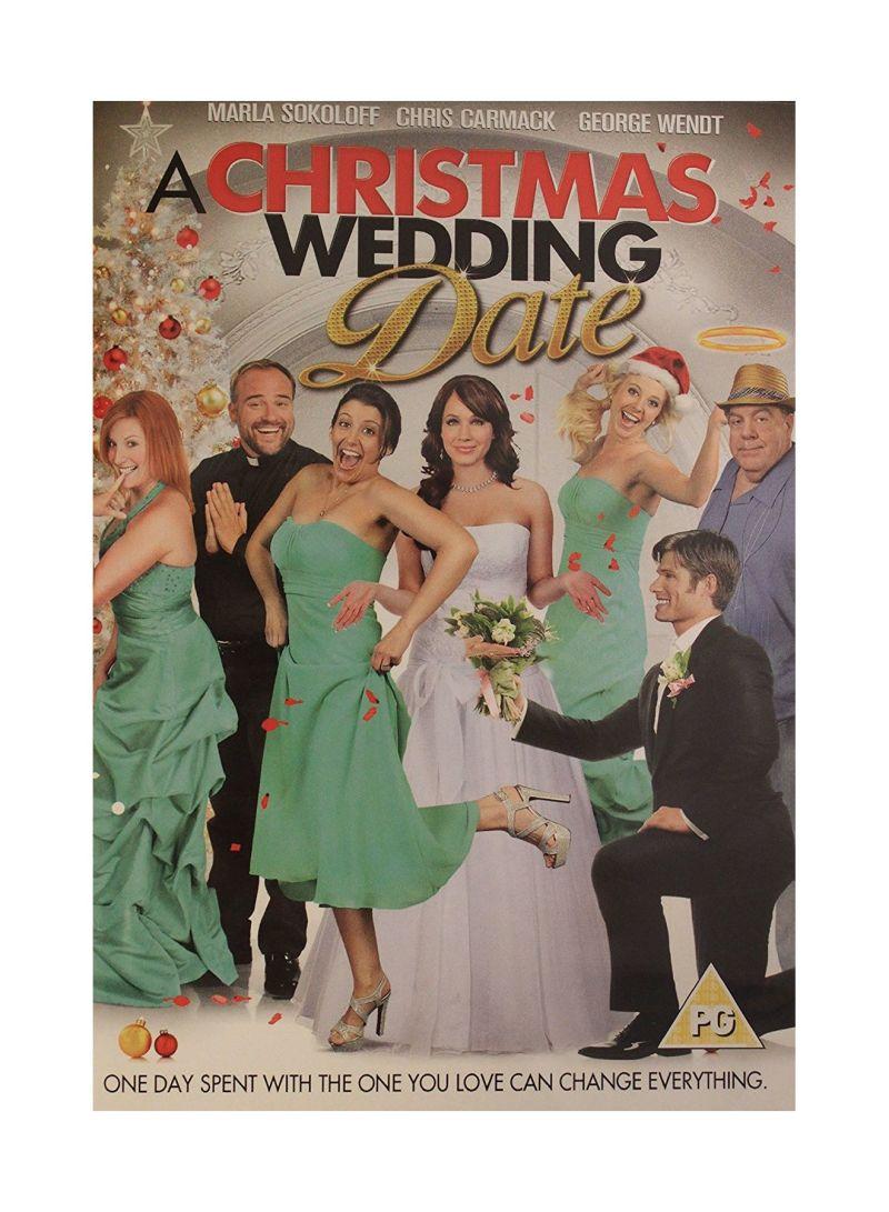 A Christmas Wedding Date.Shop A Christmas Wedding Date Dvd Online In Dubai Abu Dhabi And All Uae