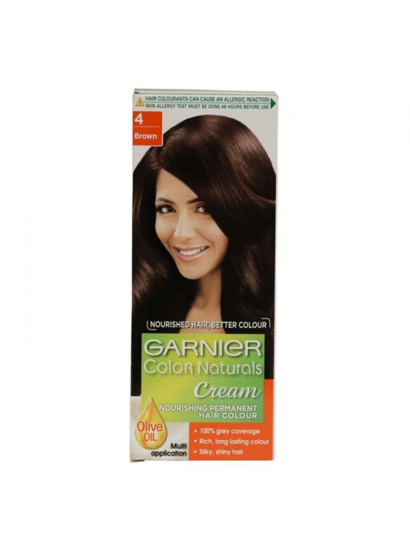 Color Naturals Shade 4 Crme Hair Colour Brown Shop Online On Noon
