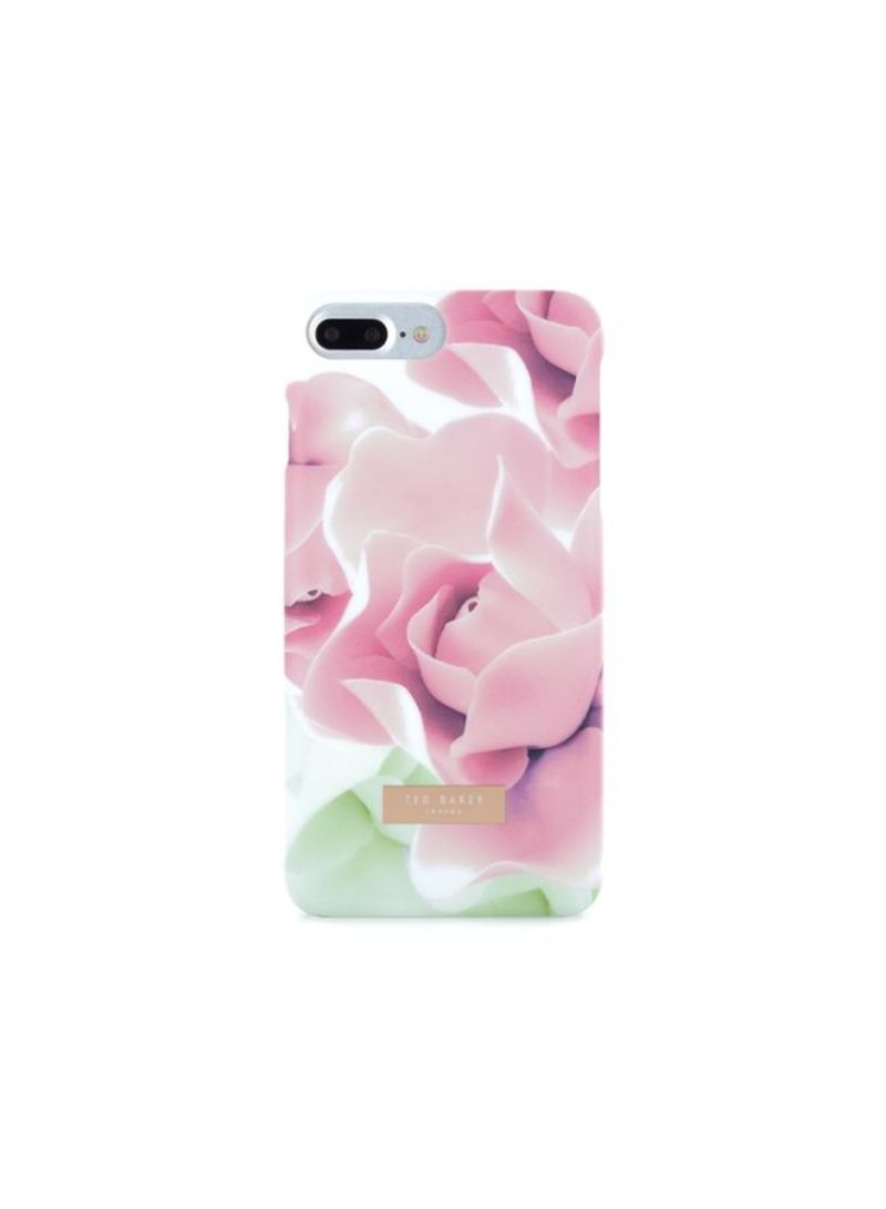 promo code 2c828 34470 Shop Ted Baker Plastic Shell Case - Annotei For iPhone 8 Plus/iPhone 7 Plus  Porcelain Rose Nude online in Dubai, Abu Dhabi and all UAE
