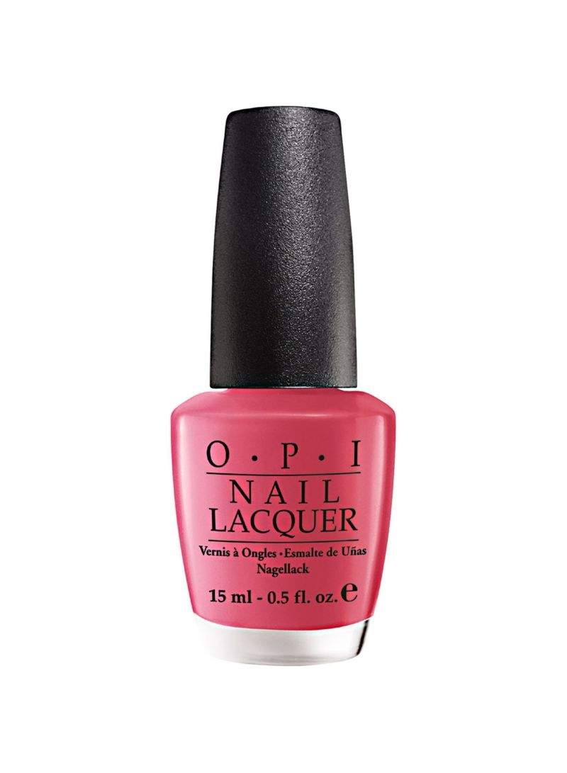 Shop O P I Gel Nail Color Strawberry Margarita Online In Dubai Abu Dhabi And All Uae