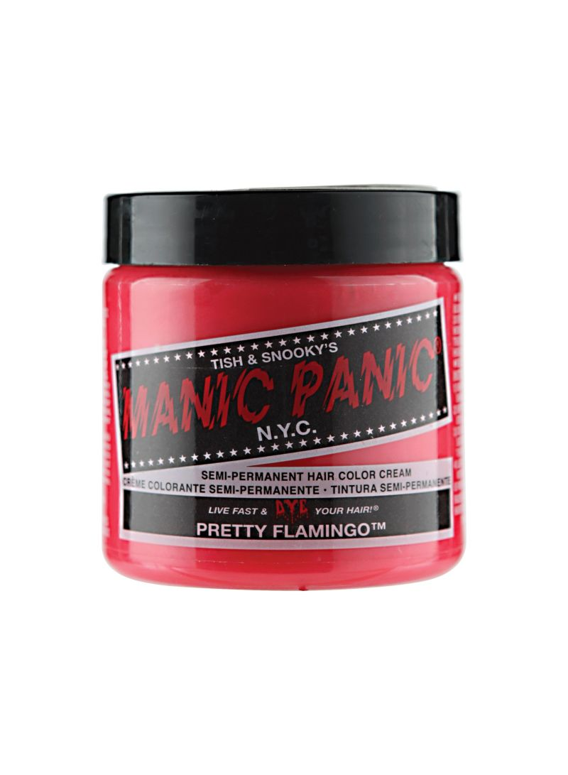 f17f0be22 Shop Manic Panic Semi-Permanent Hair Colour Cream Pretty Flamingo ...