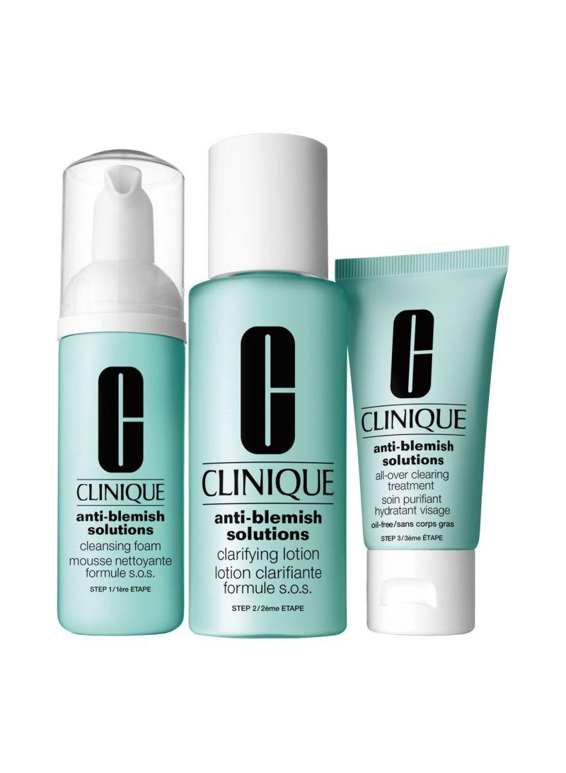 Clinique Anti Blemish Solution Kit