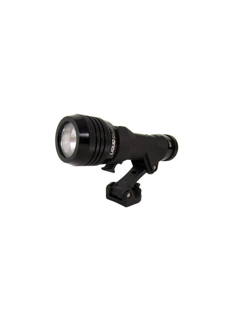 1 x 5.5W Side Torch And Mount - 300 Lumens - 60 Degrees