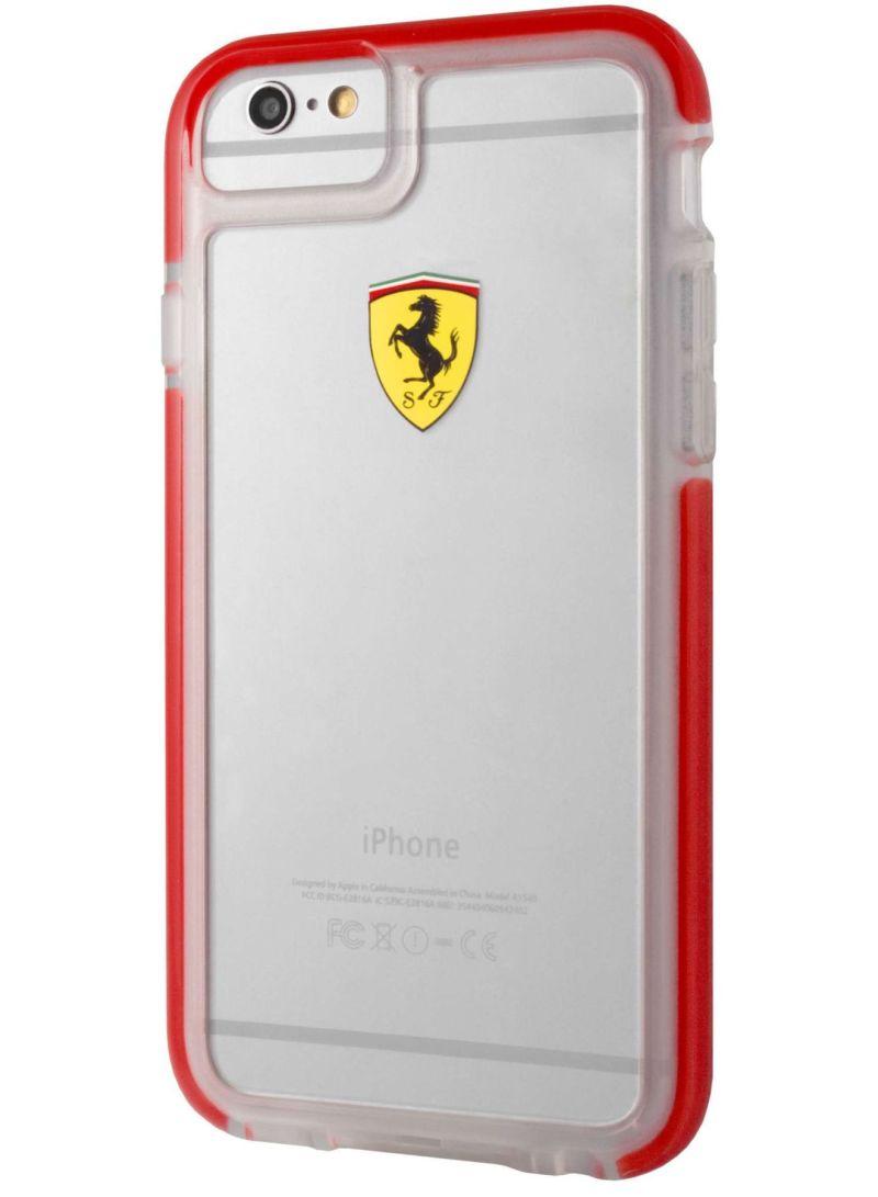 Racing Shield TPU Transparent Case For iPhone 8 Plus/iPhone 7 Plus