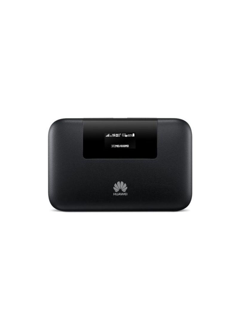 E5570 Mobile Wi-Fi Pro 150 mbps Black