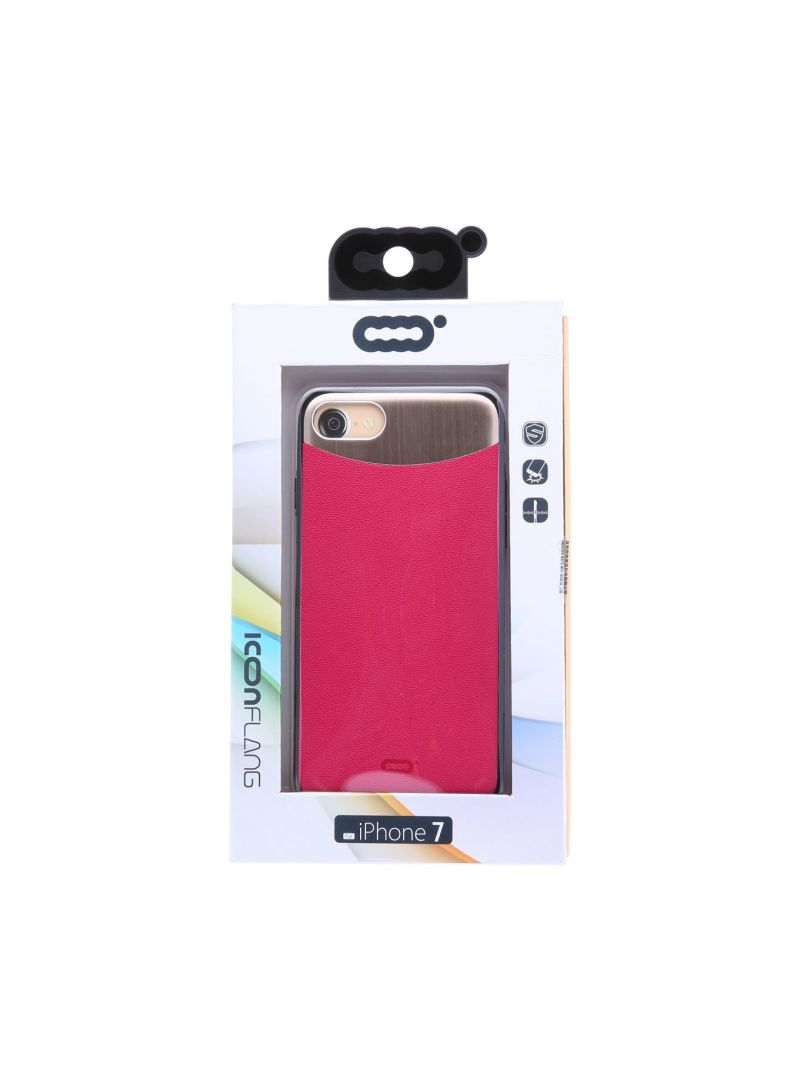 quality design b8e09 4c624 Plastic Joint Case For iPhone 8/iPhone 7 Rose Pink