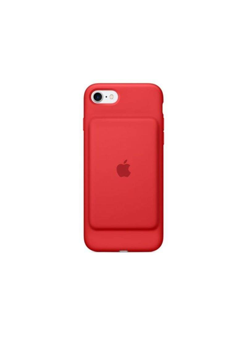 best value a6d1d 98ede Shop Apple Silicone Smart Battery Case For iPhone 8/iPhone 7 Red online in  Dubai, Abu Dhabi and all UAE