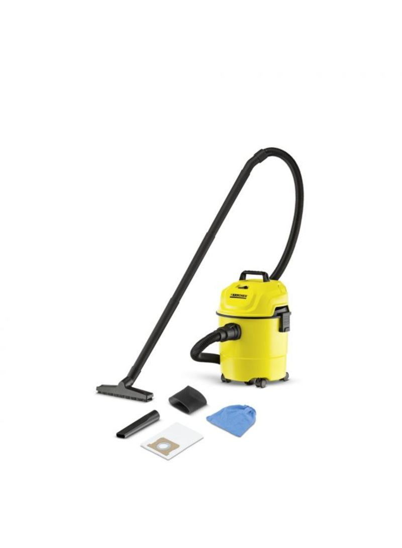 Dry Vacuum Cleaner Karcher Vc 2 Erp Sea Yellow Buy Multi Purpose Wd 1 Kap In Uae