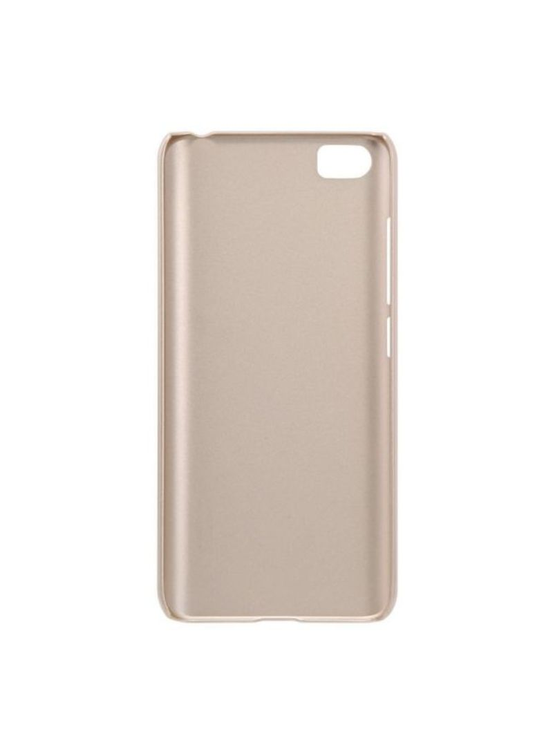 Frosted Hard Back Cover With Screen Guard For Xiaomi Mi 5 Gold