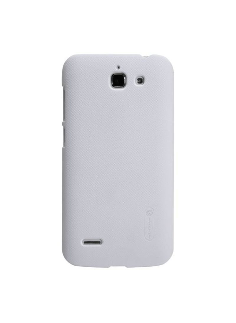 Super Frosted Shield For Huawei G730 White