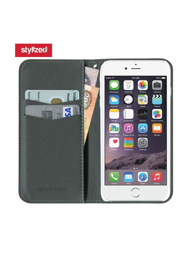 c80bca49b8d Shop Stylizedd Premium Flip Case Cover for Apple iPhone 6 Girl Boss ...