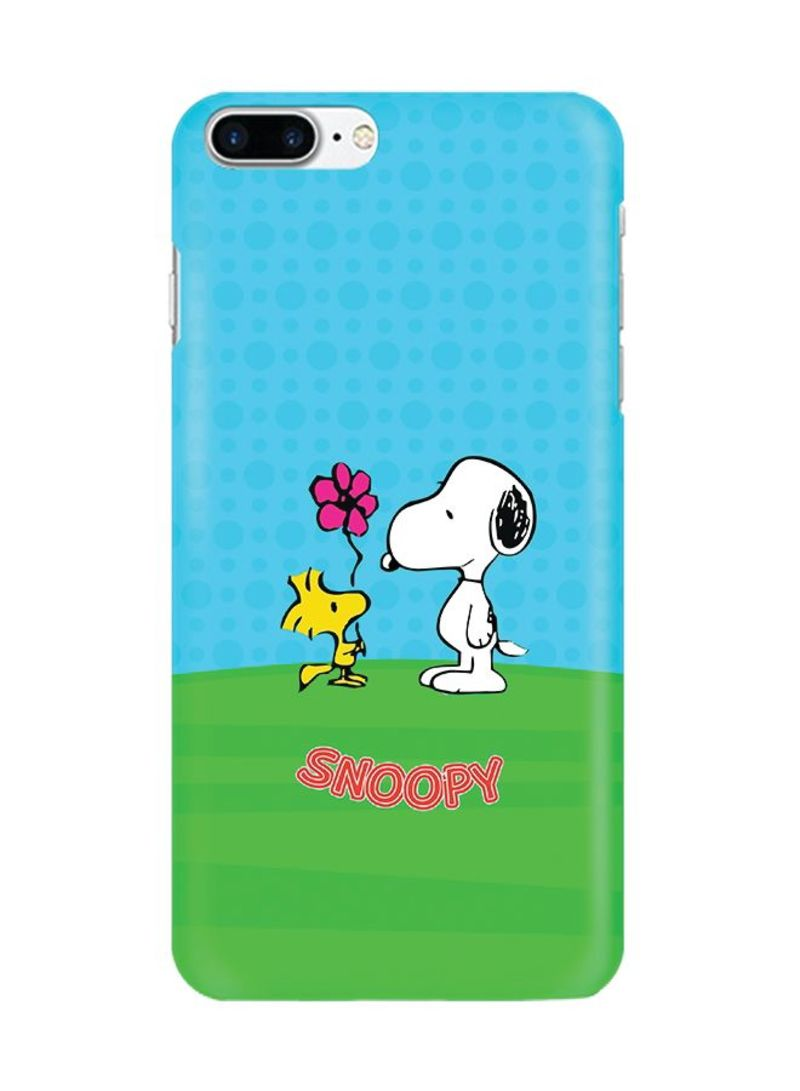 Slim Snap Case Cover Matte Finish for iPhone 8 Plus/iPhone 7 Plus Snoopy 3