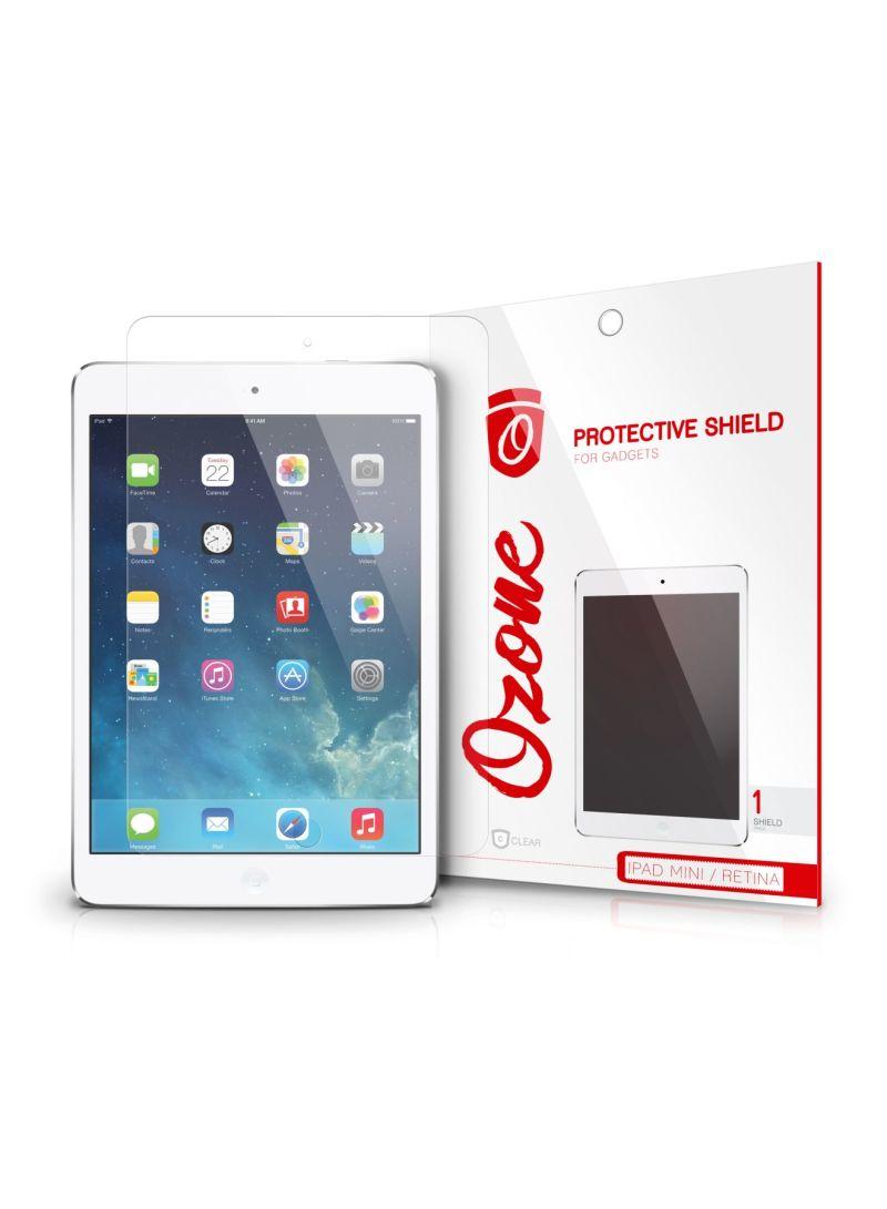 1X 2X 5X HD Clear Screen Protector Cover for iPad Mini iPad mini with Retina