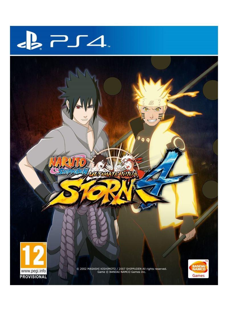 سعر لعبة Naruto Shippuden Ultimate Ninja Storm 4 النسخة العالمية بلاي ستيشن 4 Ps4 فى الامارات نون الامارات كان بكام