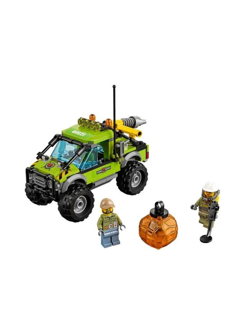 Lego Online City DubaiAbu Shop 60121 In Volcano Truck Exploration PklwZiOTXu