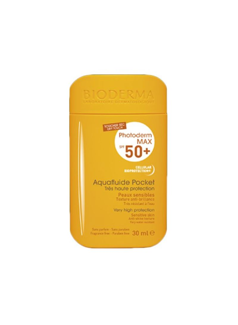 199f7aab0 Shop Bioderma Photoderm Max Sun Aquafluid Pocket Size SPF50+ 30 ml ...
