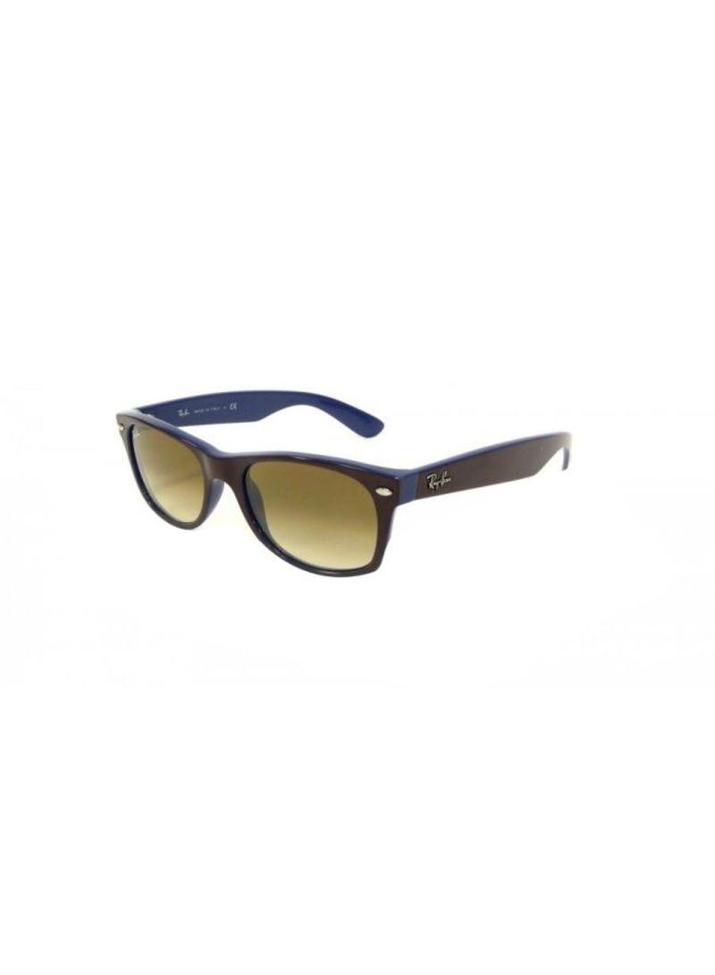 dd61f7310826f Shop Ray-Ban Men s UV-Protection Wayfarer Frame Sunglasses RB2132 ...